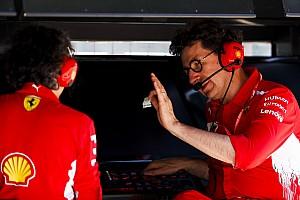 Бинотто отказался связывать проблемы Ferrari со сменой руководителя команды