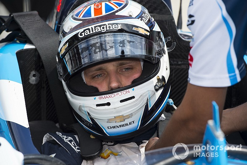Chilton quits IndyCar ovals for 2019, Daly joins Carlin for Texas