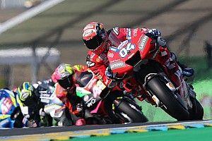 The Le Mans MotoGP race as it happened