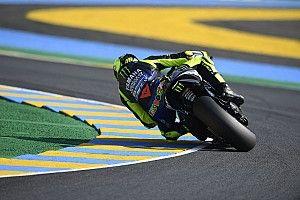 """Rossi heeft """"geen oplossing"""" voor matig tempo"""