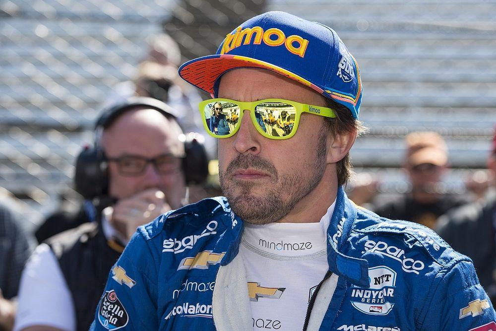 O'Ward y Alonso eliminados de Indy 500