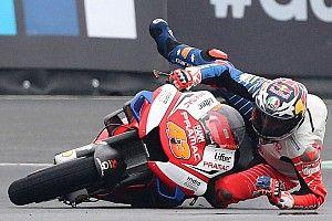 GALERÍA: el sábado de MotoGP en Le Mans