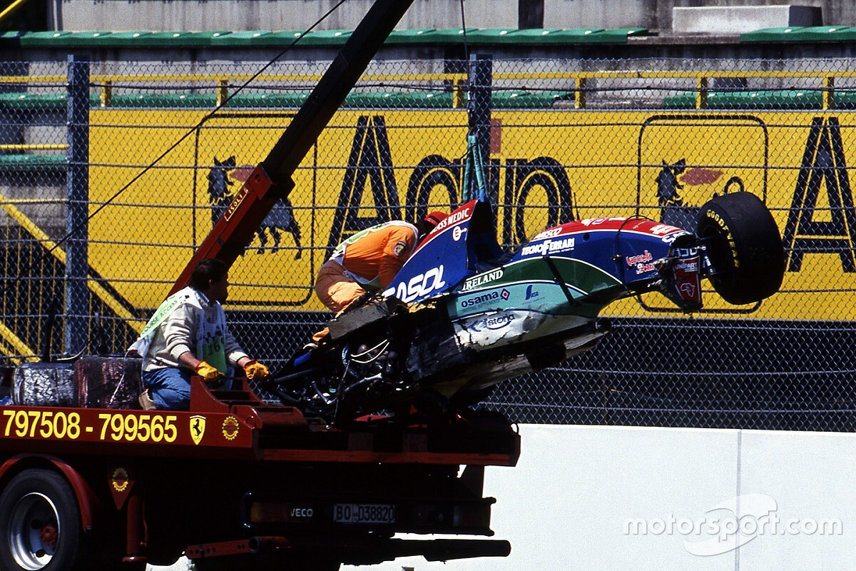 Hoe veiligheid van F1-wagens voor altijd veranderde na Imola 1994
