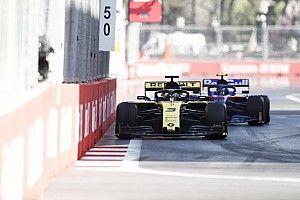 """Ricciardo na 'domme' fout in Baku: """"Renault verdiende beter"""""""
