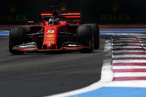 """Vettel: """"Hamilton ha avuto un'altra gara facile, ma è colpa nostra"""""""