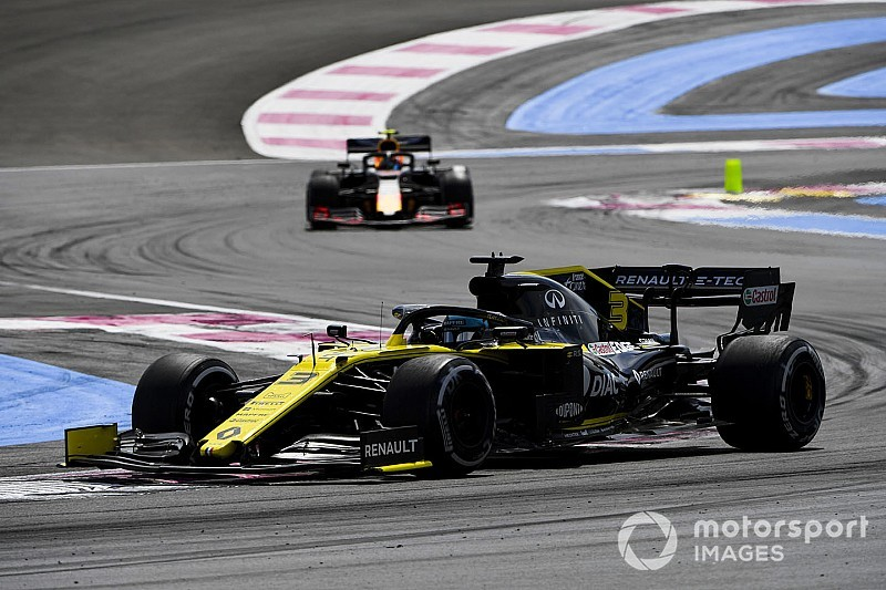 McLaren: No relief that Renault didn't make big step