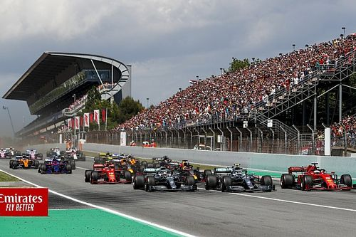 "Bottas: ""Strange"" clutch behaviour led to Spanish GP defeat"