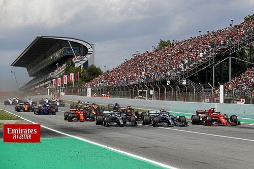 Mercedes scagiona la frizione per brutta partenza di Bottas e punta il dito sul grip