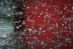 8 Ore di Sepang interrotta per pioggia torrenziale