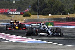 Боттас на 0,041 секунды опередил Хэмилтона в финальной тренировке Гран При Франции