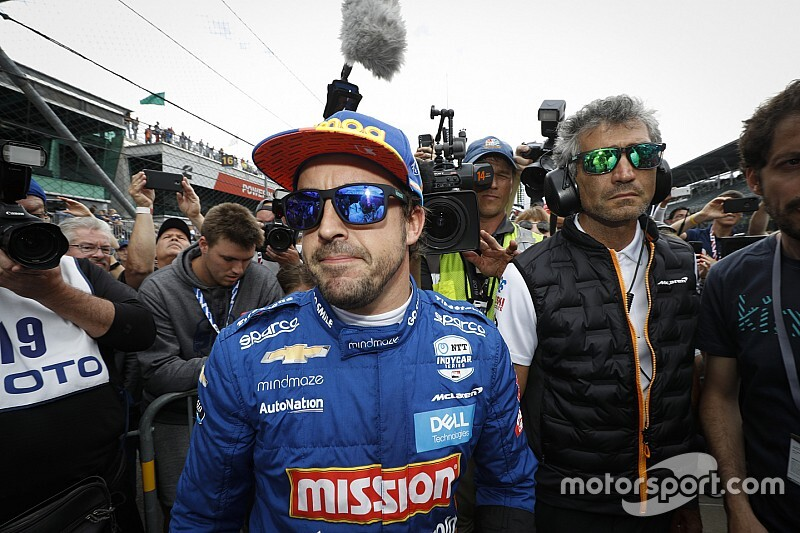 Alonso fails to qualify for Indy 500, after last-gasp Kaiser run