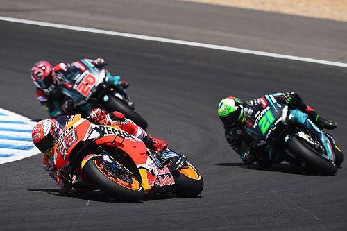 GALERI: Aksi terbaik MotoGP Spanyol