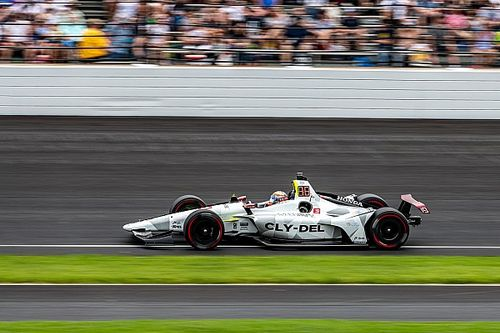 Ferrucci confirmed as Indy 500 Rookie of the Year