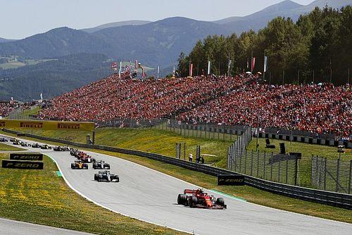 """Brundle: """"Start Formule 1-seizoen in Oostenrijk is logisch"""""""