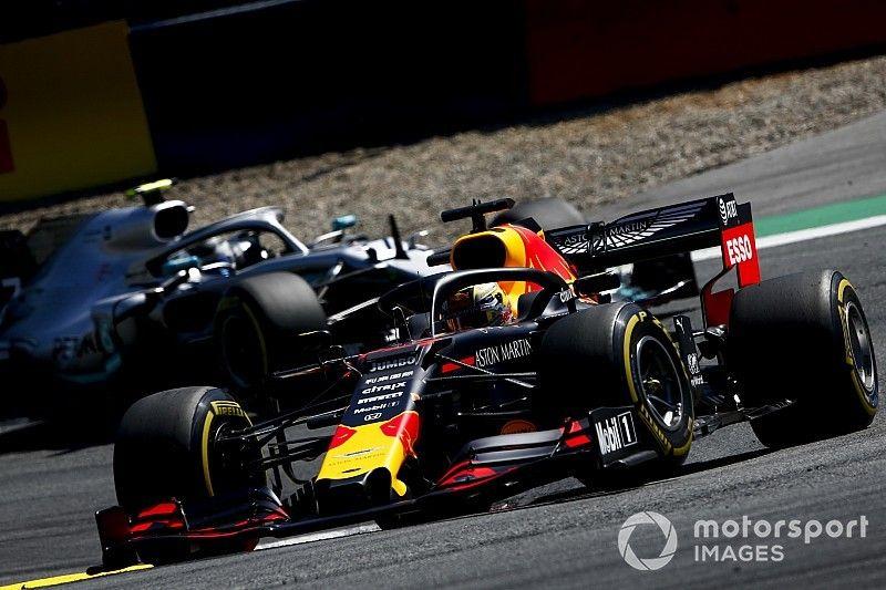 A Red Bull-Honda le sorprendió romper la hegemonía de Mercedes