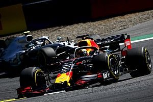 Red Bull-Honda surprised to be first non-Mercedes winner