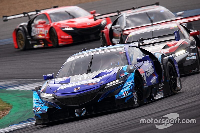 Honda confirms details of Super GT line-up refresh