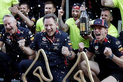 Horner chwali Verstappena