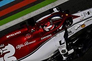 Raikkonen didiskualifikasi, start dari pit lane