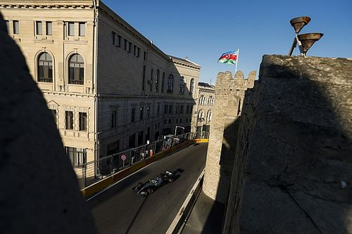 2021 F1 Azerbaijan GP session timings and how to watch