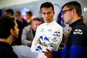 Тост: Элбон еще не готов к переходу в Red Bull Racing