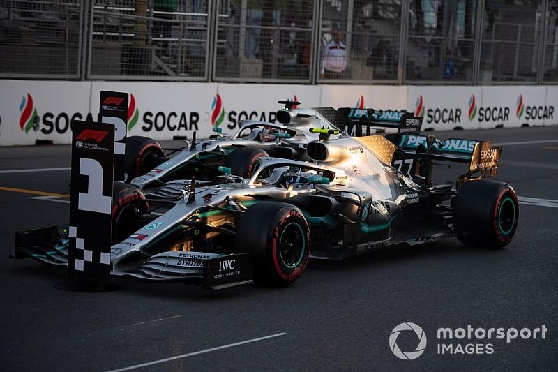 Mondiale Costruttori F1 2019: la Mercedes si invola a +74 sulla Ferrari