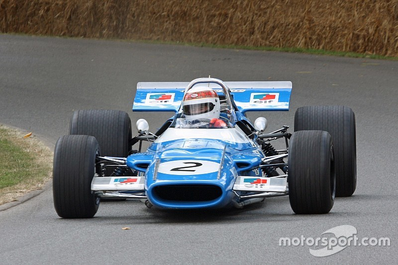 La Matra F1 MS80 à l'honneur pour les 50 ans du titre mondial