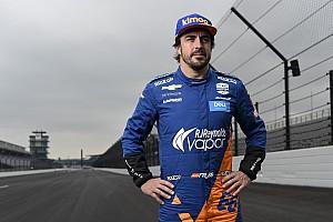 Alonso convaincu par son entourage technique pour l'Indy 500