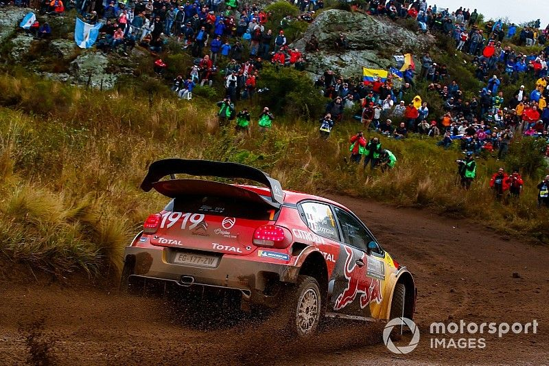 Ogier growing impatient for Citroen WRC upgrades