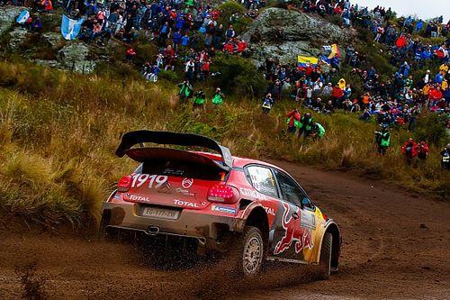 WRC, Rally d'Argentina, PS13: squillo di Ogier. Neuville allunga su Tanak