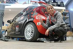 Vogel Adrienn egyedüli nőként kezdi a szezont a Hungaroringen