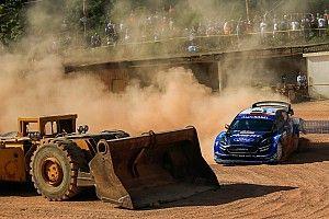 Fotogallery WRC: il terzo giorno di gara del Rally Italia Sardegna 2019