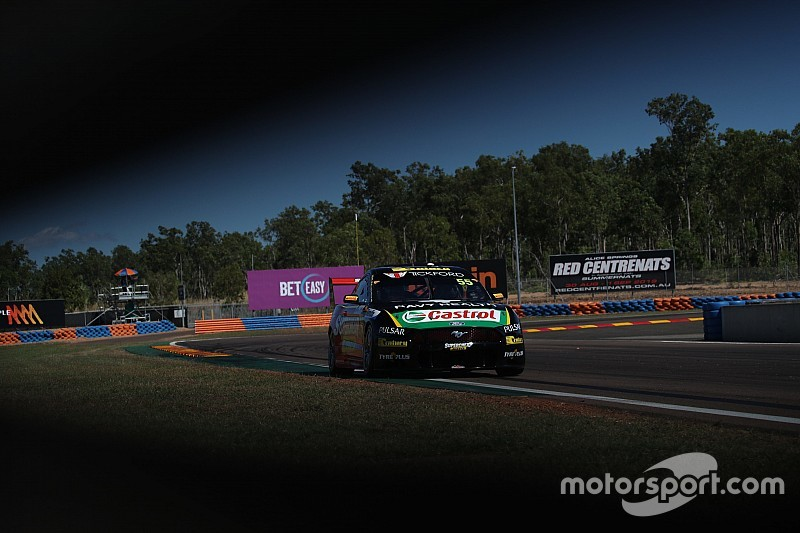 Darwin Supercars: Mostert fastest in opening practice
