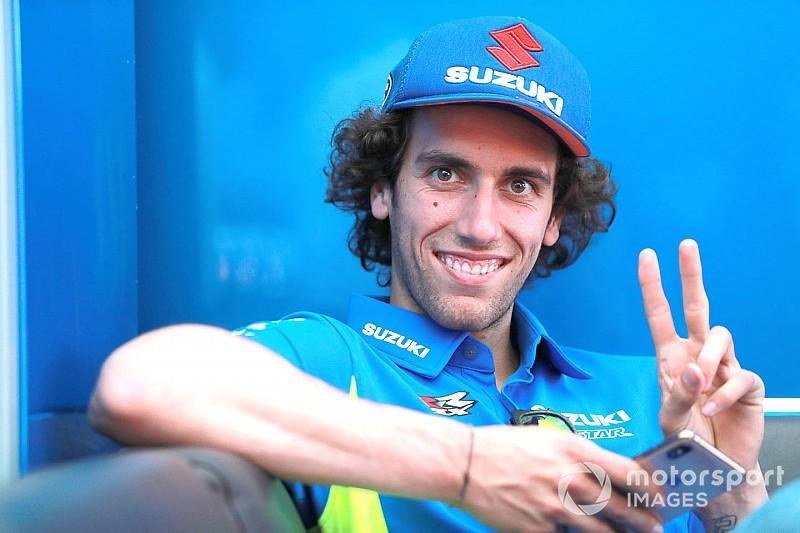 Peu d'expérience mais beaucoup de confiance pour Rins à Jerez