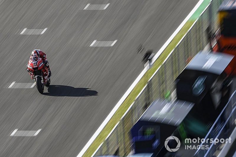 EL2 - Après Honda, Ducati signe le doublé, Petrucci en tête
