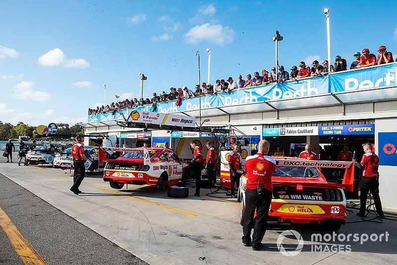 McLaughlin frustrated by Supercars parity debate