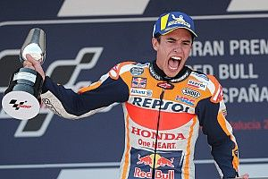 Jerez MotoGP: Marquez wins, heartbreak for Quartararo