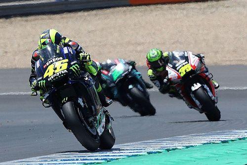 """Rossi: """"Márquez é o melhor piloto com a melhor moto"""""""