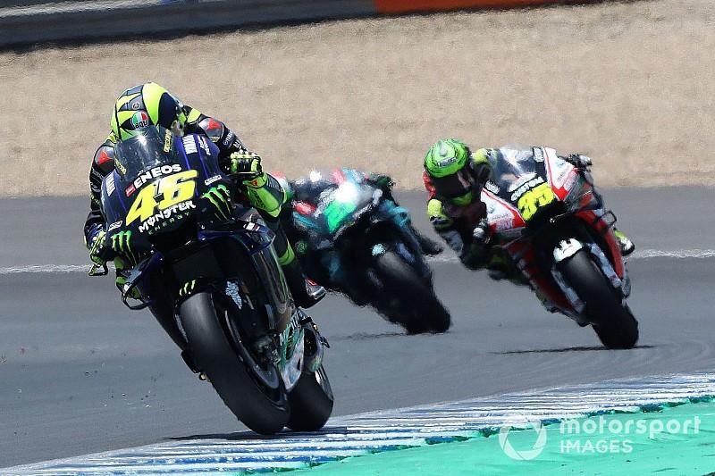 """Rossi: """"Márquez es el mejor piloto con la mejor moto"""""""