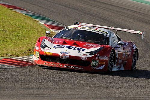 Scuderia Baldini 27 Network orgogliosa del titolo di classe GT3