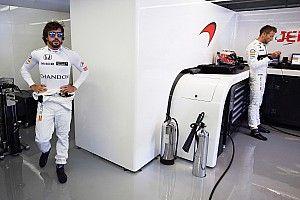 """Button: """"Alonso es mucho más un hombre de equipo ahora"""""""