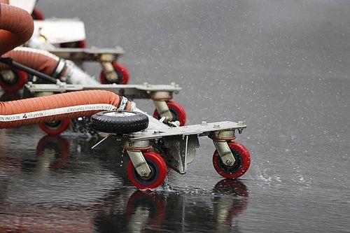 Daytona Clash postponed due to inclement weather