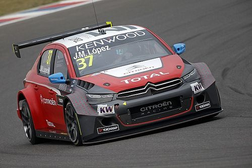 Argentina WTCC: Lopez takes pole after Guerrieri's time disallowed