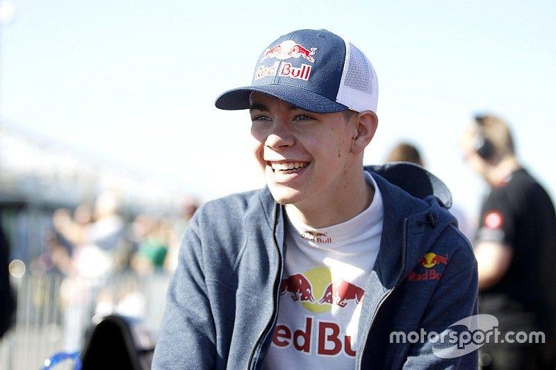 Юниор Red Bull Версхор досрочно стал чемпионом SMP Ф4