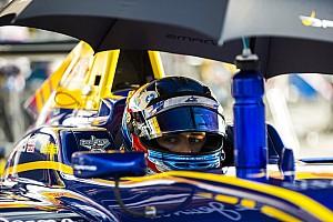 GP3 Отчет о тренировке Хьюз стал лучшим в тренировке GP3