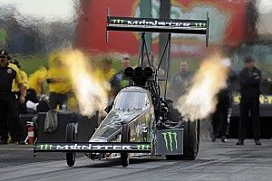 Brittany Force clinches Top Fuel in strange Brainerd final