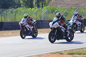 UASBK Репортаж з гонки Четвертий етап: Супербайк та Суперспорт- боротьба до останнього