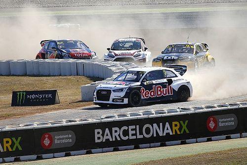 Spain WRX: Ekstrom regains points lead after win