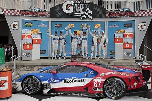 Ford GTs finish 1-2 at Watkins Glen
