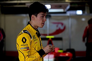 GP3 Interview Aitken says Renault backing gives him edge over GP3 rivals